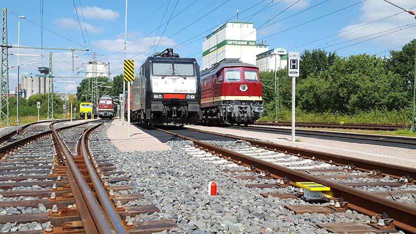 System monitorowania torów na MT-713