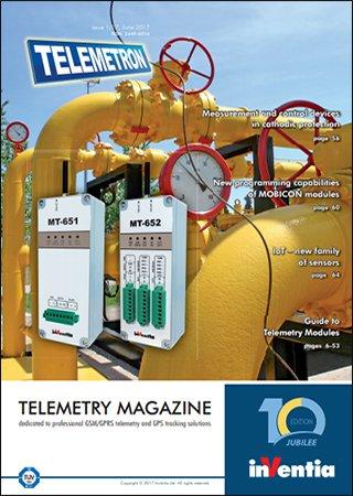 Telemetron Magazine